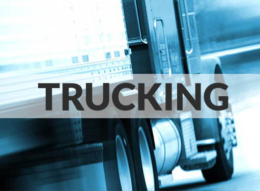 trucking and courier london